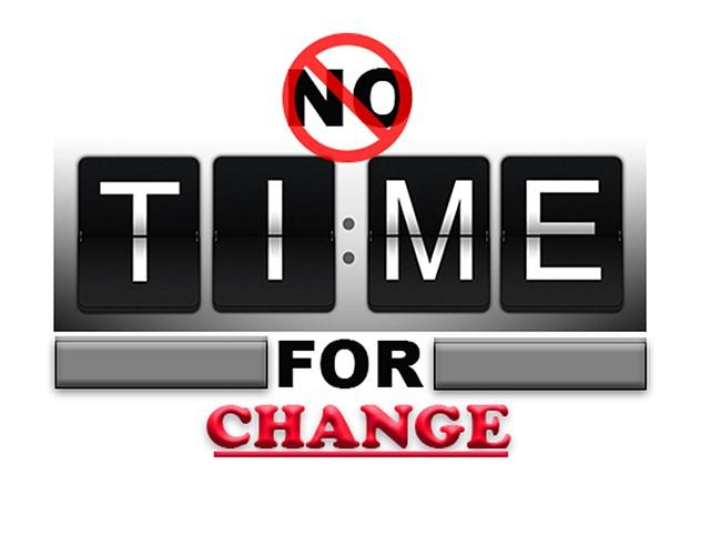 """""""Už není čas"""" - je past v mysli"""